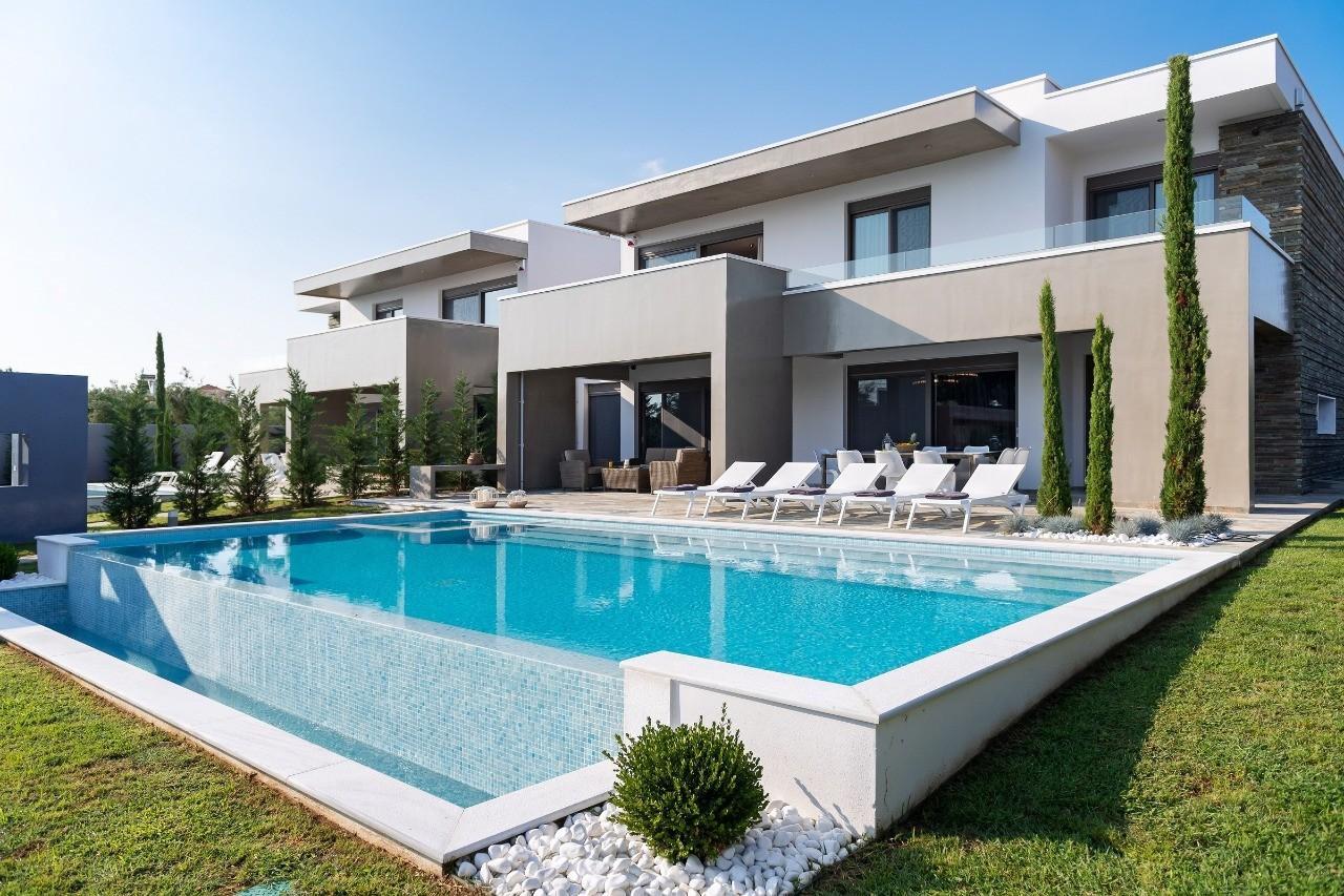 Luxuriöse Villa 366 qm