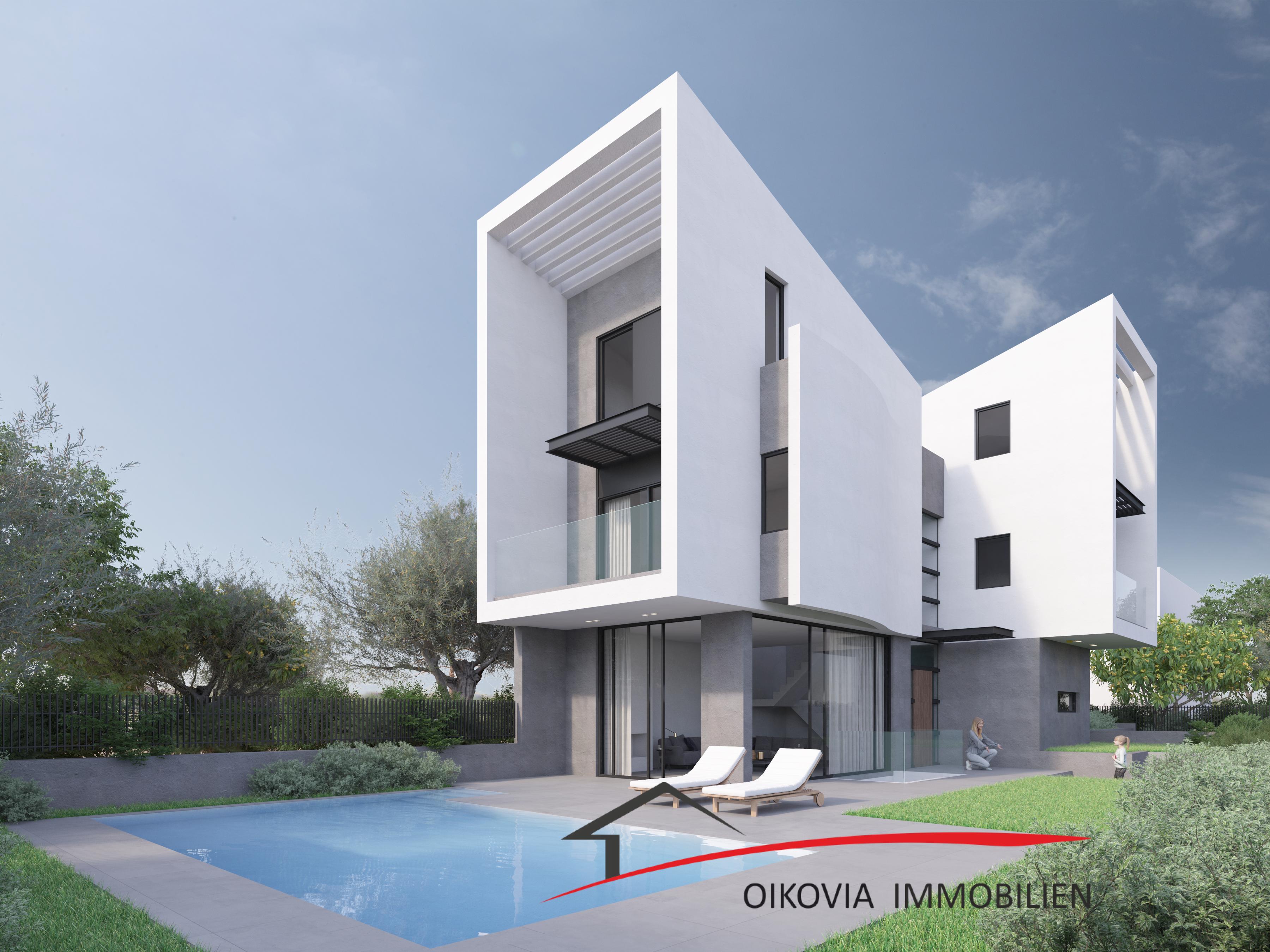 Vari-Varkiza, Korbi, Einfamilienhaus Zu Verkaufen, 286 qm, Auf Grundstück 370 qm,